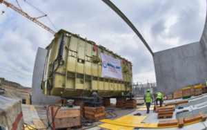 Bureau CERN: remise à niveau de l'infrastructure électrique