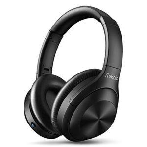 Casque audio Casque bluetooth à réduction de bruit iTeknic (Vendeur Tiers)