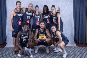 Basket Basket – Le basket 3×3 français aux portes des Jeux Olympique