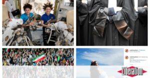 Lingerie Femmes dans l'espace, harcèlement chez les avocats, tenues des collégiennes : octobre dans la vie des femmes