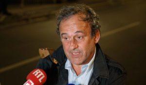Football Platini: fin de suspension mais toujours hors-jeu