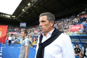 Rasage Foot – L1 – Strasbourg – Thierry Laurey (Strasbourg) : « La défaite est cruelle »