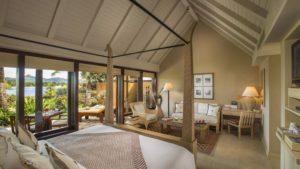 Jardin The Oberoi Seaside Resort Mauritius: l'avis d'educated du «Figaro»