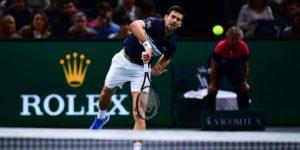 Bureau Tennis : Djokovic en finale du Masters-1000 de Paris, Nadal forfait shock
