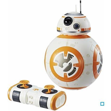 Jouet Jouet Robotic radiocommandé Hasbro Superstar Wars BB8