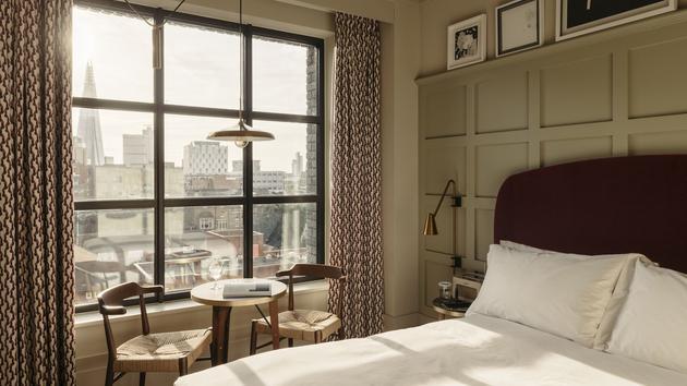 Epicerie The Hoxton Southwark, à Londres: l'avis d'skilled du «Figaro»