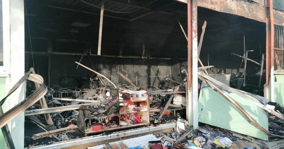 Halloween À Béziers, une école et un collège incendiés la nuit de Halloween