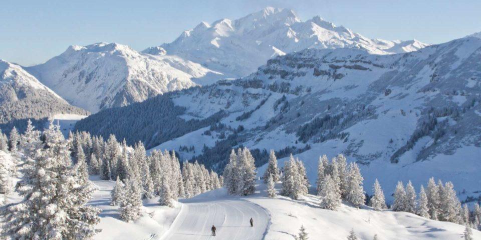 Ski Tombe la neige… Cinq villages pour skier (ou pas)