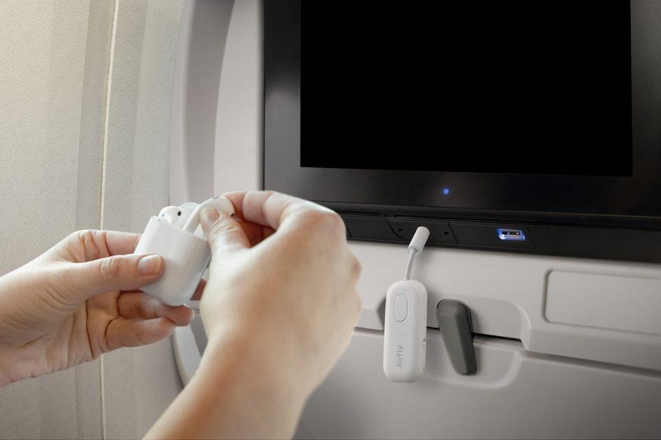 Casque audio AirFly Loyal : le compagnon de voyage des AirPods Loyal (mais pas uniquement)