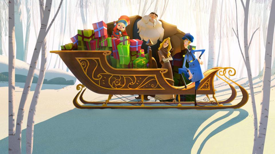 Bebe Klaus : les 10 meilleurs films d'animation avec le Père Noël selon vos notes