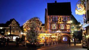 Camping Les 10 plus beaux marchés de Noël en Alsace