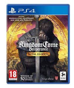 Jeux video Kingdom Attain Delivrance Royal Edition PS4