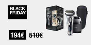 Rasage Unlit Friday : le rasoir électrique Braun Sequence 9 9292cc sous les 200€
