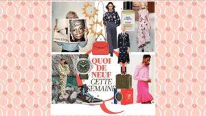 Livres Givenchy, Lanvin, Patou, Zolotas… Les nouveautés de la semaine