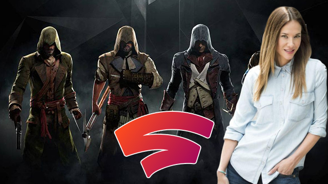 Jeux video Google Stadia : Jade Raymond débauche d'anciens producteurs d'Ubisoft