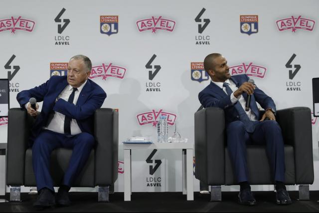 Basket Basket – Jeep Élite – L'OL devient partenaire maillot de l'Asvel