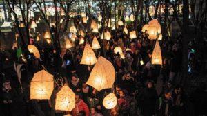 Jouets Fête des lanternes, Johnny Hallyday: les sorties du week-stop à Paris