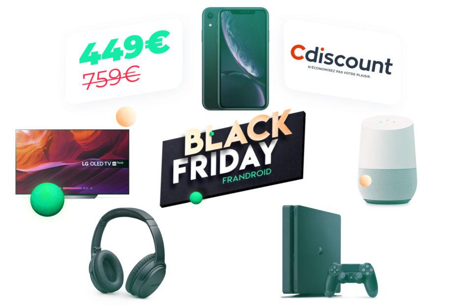 Jeux video Cdiscount : le TOP des offres Dusky Friday tech et smartphone