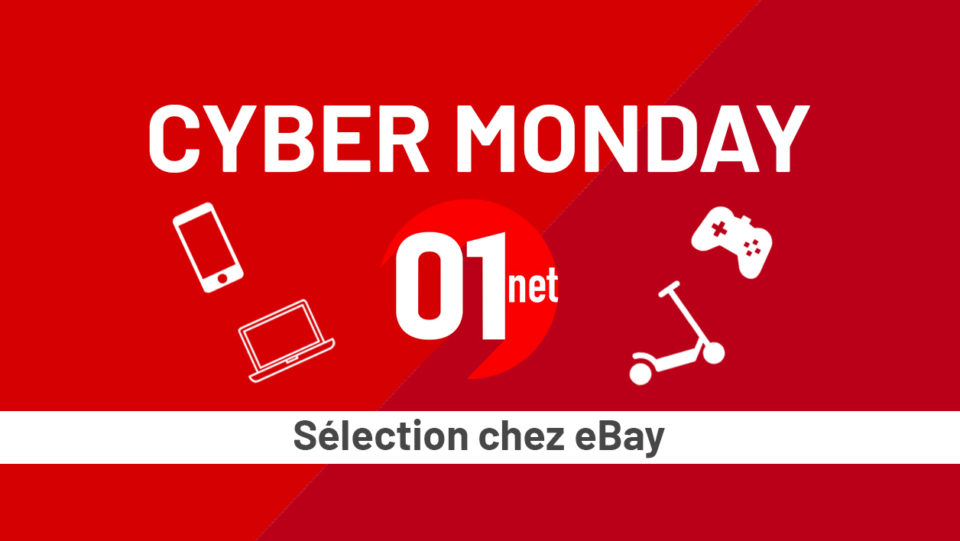 High-tech Sad Friday : tous les bons plans disponibles sur eBay
