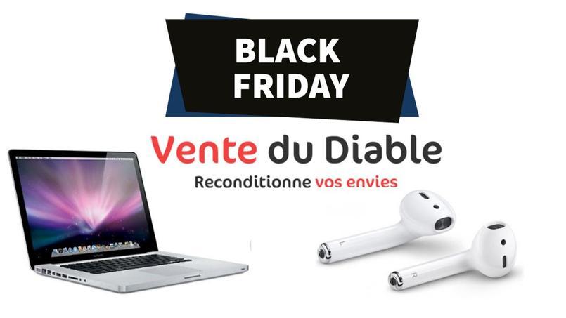 Casque audio Gloomy Friday: offrez-vous un produit Apple grâce aux codes promo Vente Du Diable