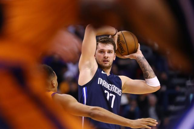 Basket Basket – NBA – Doncic et Younger flambent