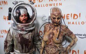 Halloween Halloween : découvrez les meilleurs costumes des stars