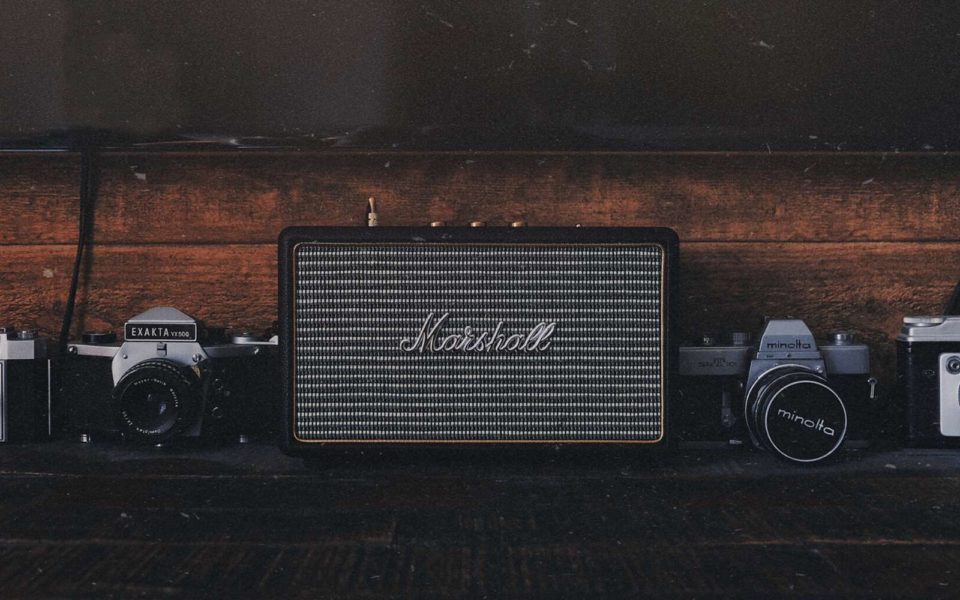 Casque audio Marshall lance ses promos du Shaded Friday 2019