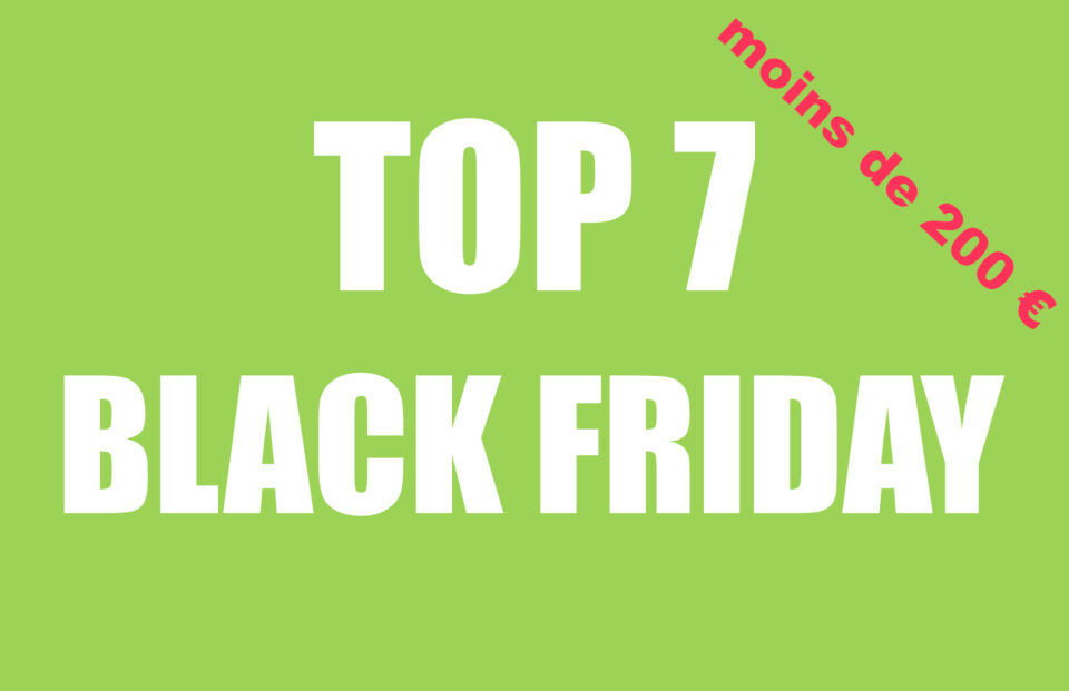 Casque audio Black Friday : le TOP 7 des meilleures offres à moins de 200 €