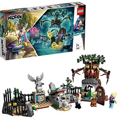 Jouet Jouet Lego 70420 – Le Cimetière Mystérieux