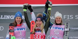 Ski Ski alpin : Shiffrin s'impose en slalom à Killington