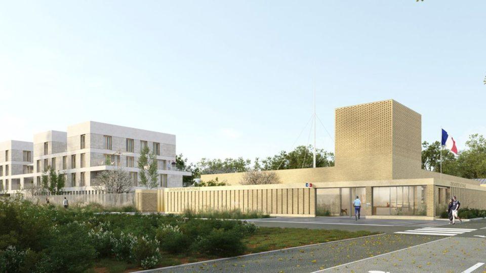 Ecole Paris-Saclay : les architectes de la future caserne désignés