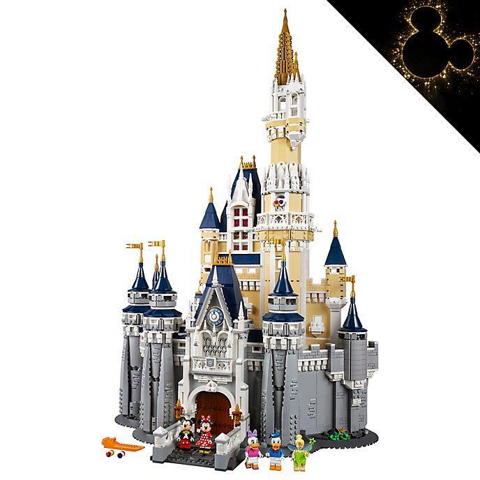 Jouet Jouet Château Lego Walt Disney World (71040)