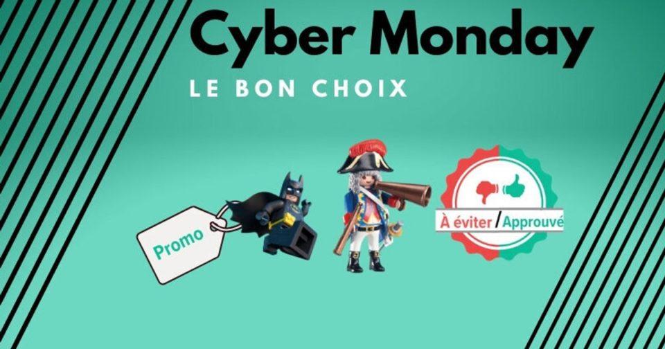Jouets Cyber Monday: les meilleures promos sur les Lego et autres jouets