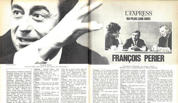 Ecole 1969 – L'Declare va plus loin avec François Périer
