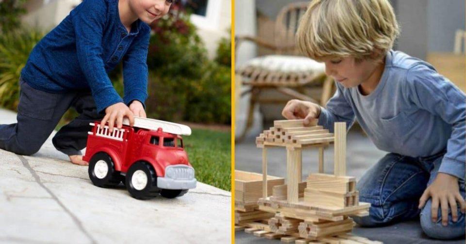Jouets High 20+ des meilleurs cadeaux éco-responsables pour les enfants