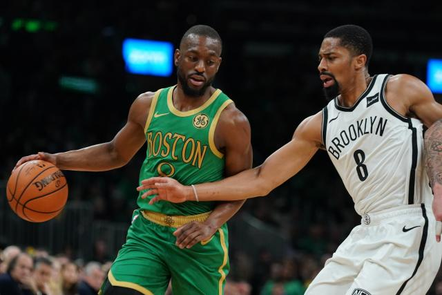 Basket Basket – NBA – NBA : les Brooklyn Nets dominent les Boston Celtics