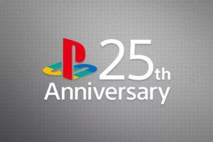 Jeux video PlayStation fête son 25ème anniversaire avec une entrée dans le livre officiel des records