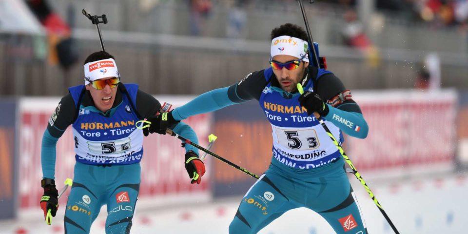 Ski Biathlon : victoire de Martin Fourcade et quadruplé français historique à Östersund