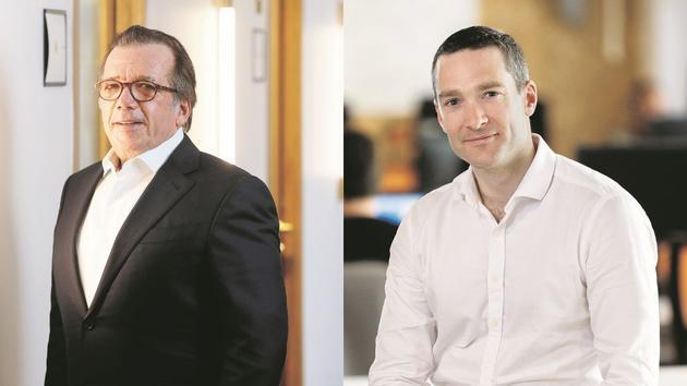 Bricolage Prix du leadership: Philippe Ginestet et Philippe de Chanville, lauréats