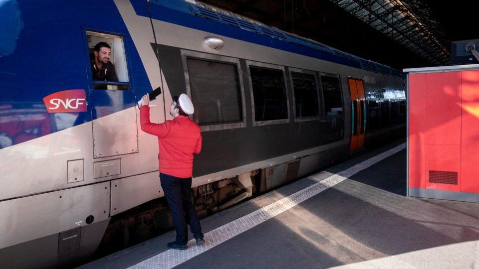 Epicerie Grève du 5 décembre: seulement 1 prepare sur 10 sur la ligne Atlantique de la SNCF