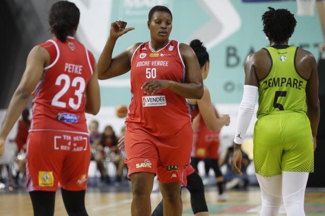 Basket Basket – Eurocoupe (F) – Eurocoupe : La Roche-sur-Yon et Basket Landes s'imposent