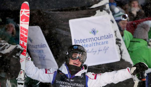 """Ski Ski acrobatique: Perrine Laffont peut """"encore aller très loin"""""""
