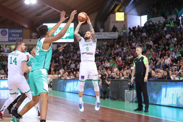 Basket Basket – Jeep Elite – CSP – Ovidijus Varanauskas quitte le Limoges CSP