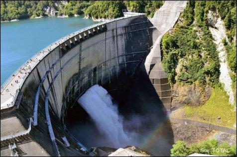 Camping Les barrages : des ouvrages hydrauliques singuliers