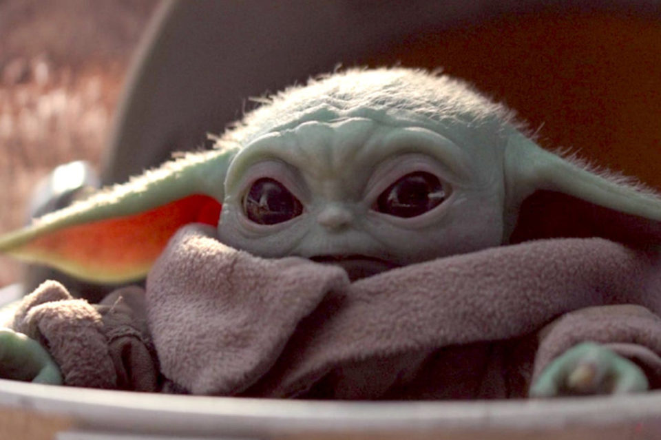 Jouets Pourquoi vous n'aurez pas de bébé Yoda sous le sapin