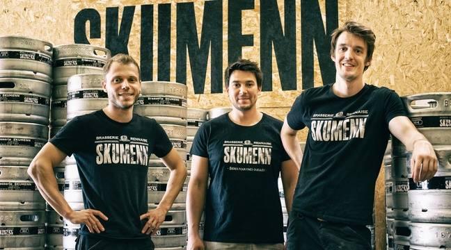 Lingerie Rennes: La brasserie Skumenn déménage pour s'agrandir et ouvre son bar à bières
