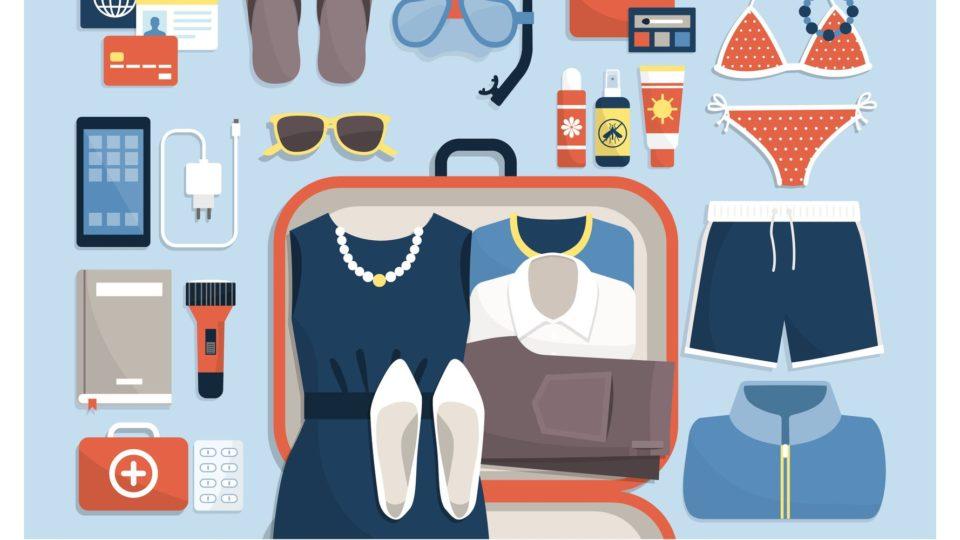 Bagage Comment faire sa valise comme une hôtesse de l'air