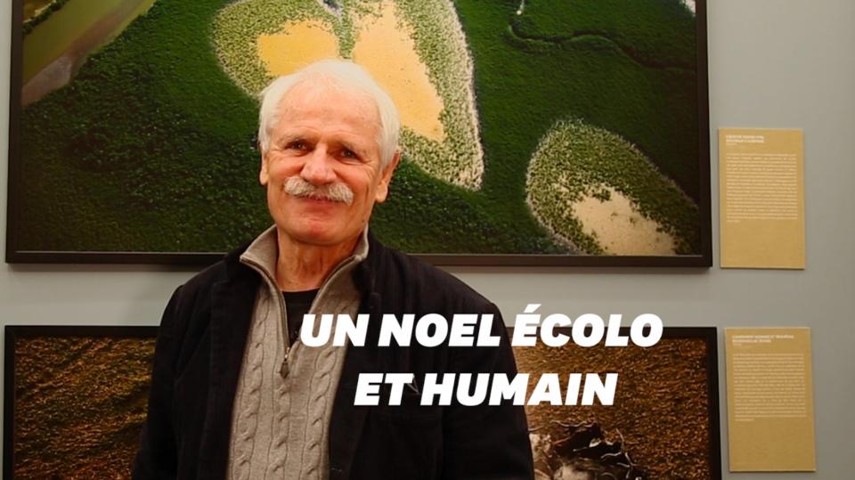 Jouets Pour Noël, Yann Arthus-Bertrand recommande des cadeaux écologiques et humanistes