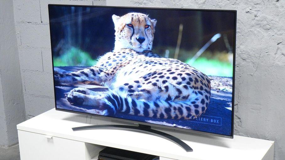 Jeux video Test : Téléviseur Nanocell 5SM8200 : LG ne fait pas que de l'Oled
