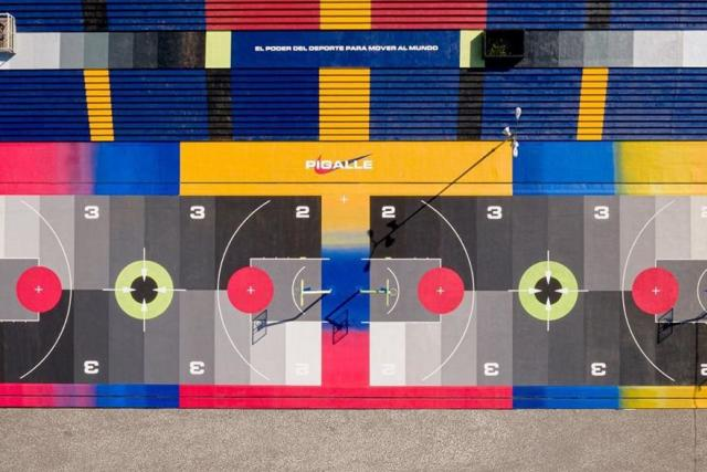 Basket Basket – Nike et Pigalle inaugurent un nouveau terrain à Mexico